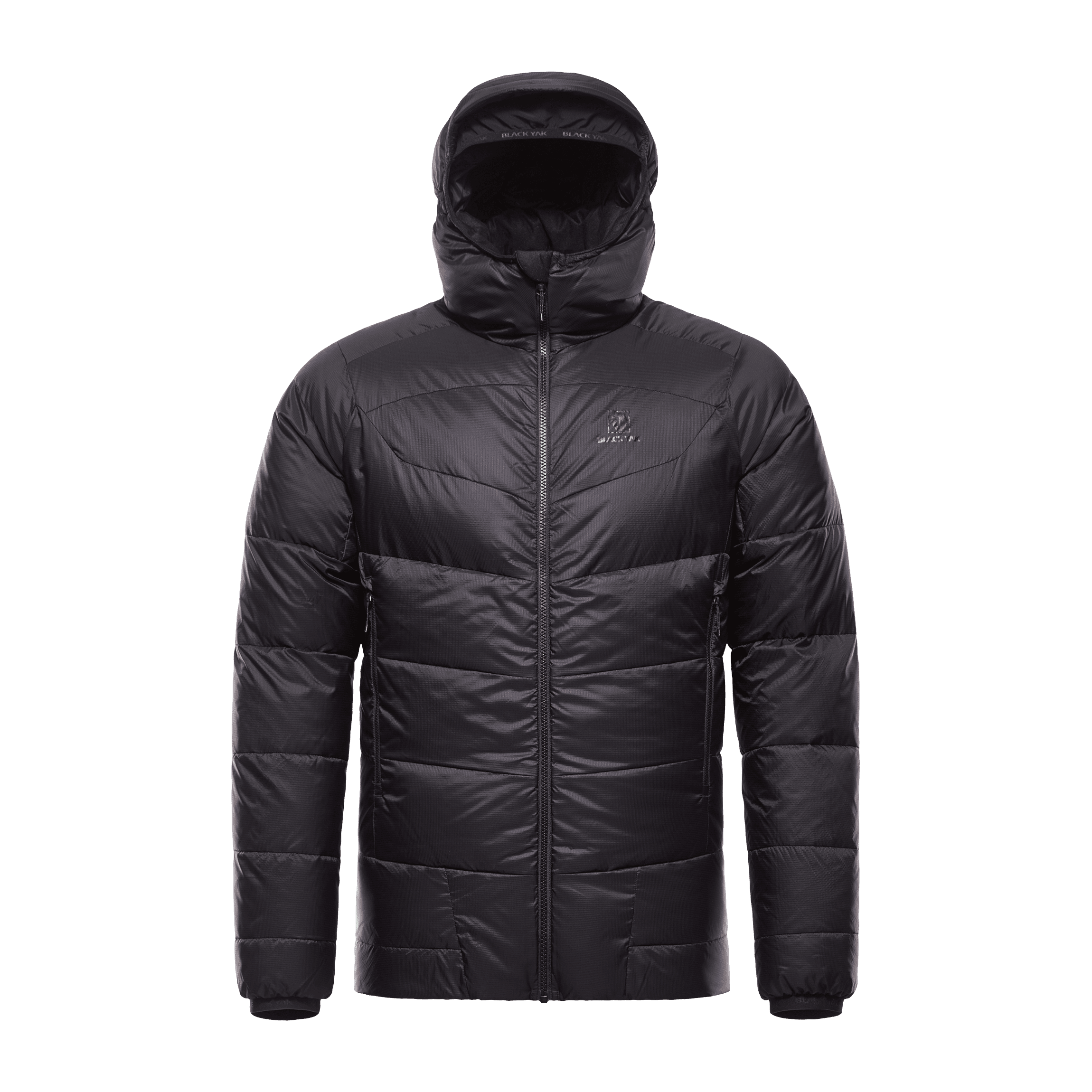 HOODED ACTIVE DOWN JACKET